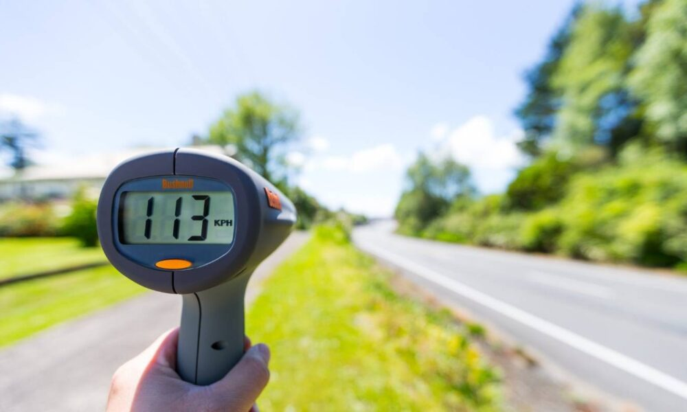 Zero tolerance on speeding drivers all year round as cops get tough on motorists