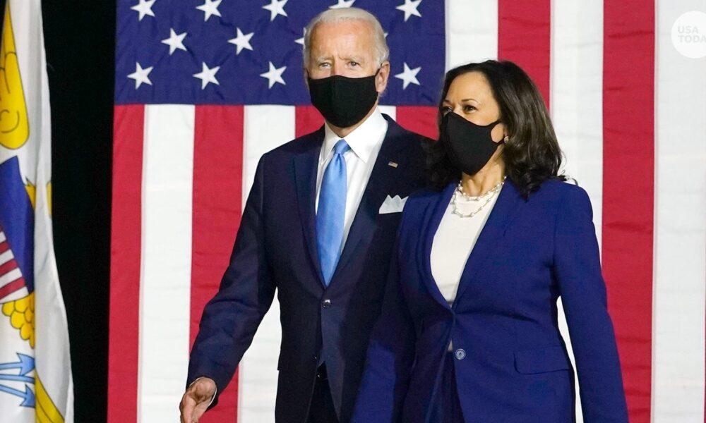 Joe Biden, Kamala Harris to get regularly tested for COVID-19, campaign says