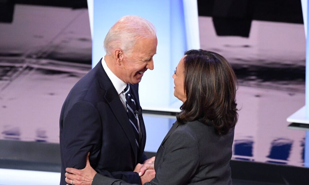 That's the ticket: Joe Biden picks Sen. Kamala Harris as his 2020 vice presidential running mate