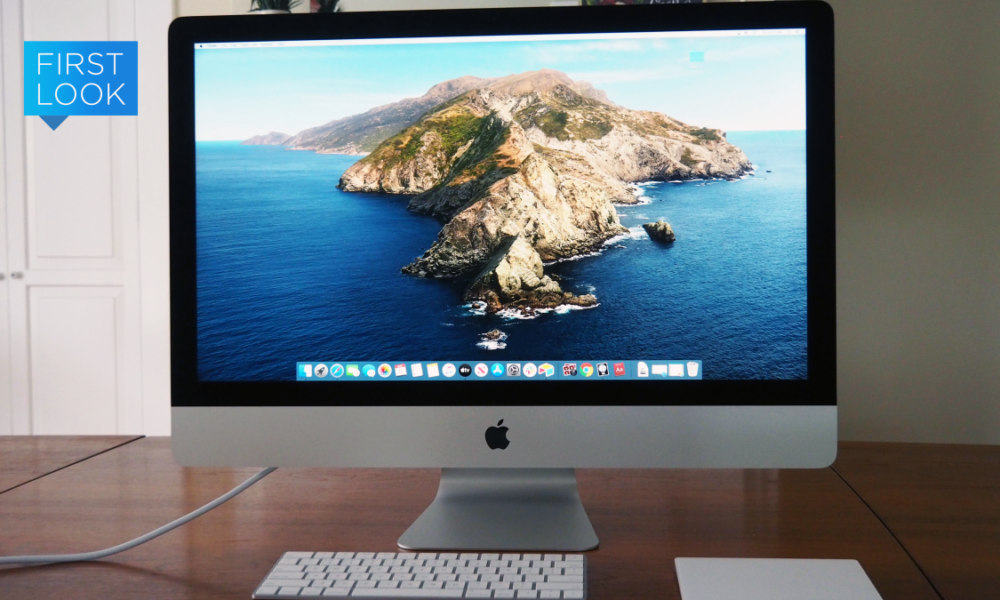 Apple's Refreshed 27-Inch iMac Looks to Be a Powerhouse, and the End of an Era