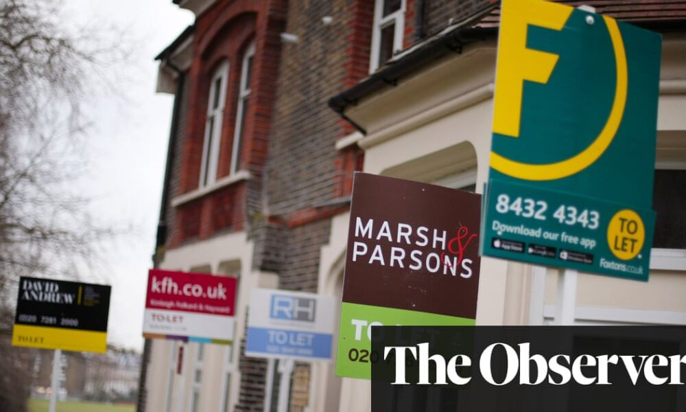 Tenants urgently need greater legal protection, warn campaigners – The Guardian