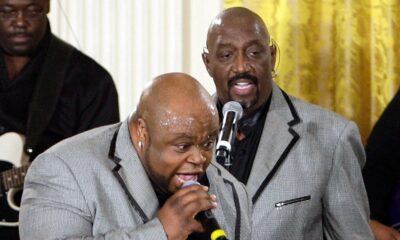 Bruce Williamson, former lead singer of The Temptations, dies at 49 from COVID-19