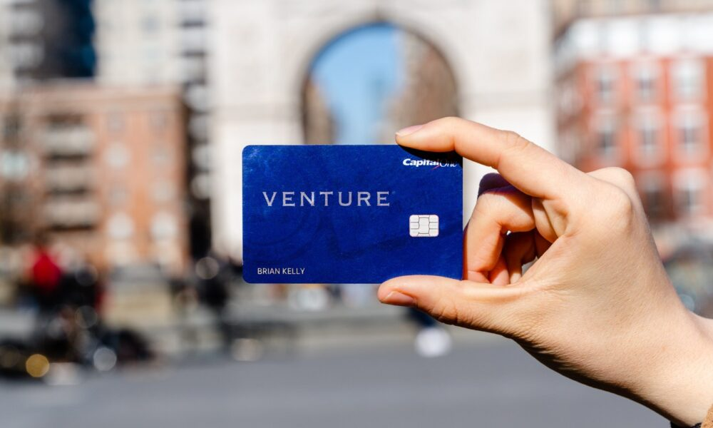 When you should consider the Capital One Venture card for hotels and car rentals