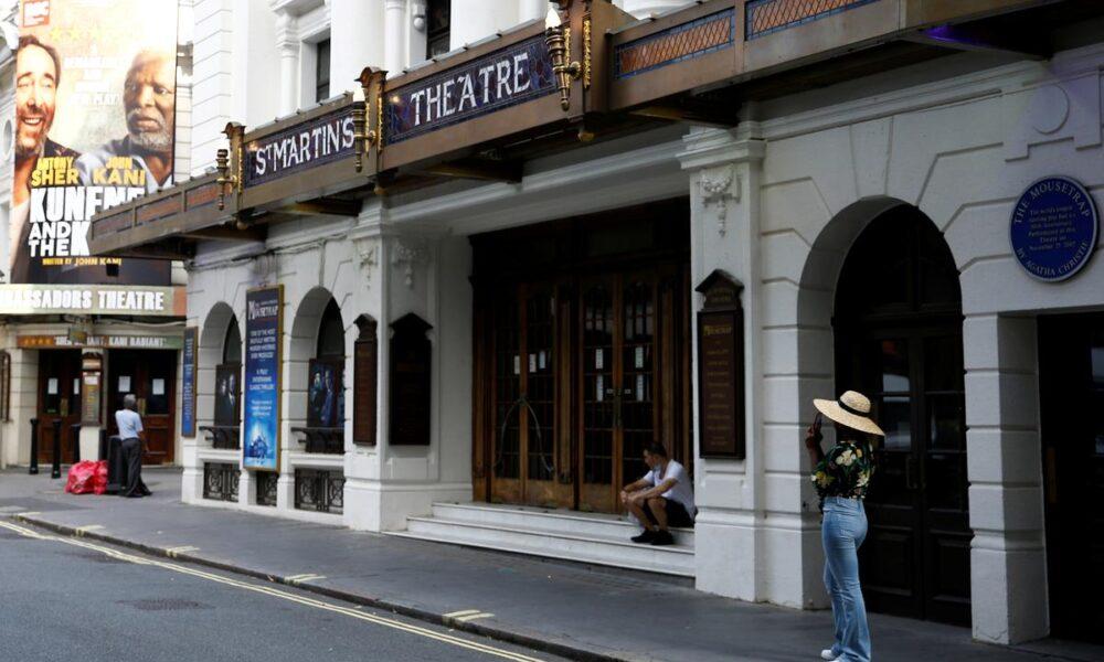 British entertainment, left in dark, seeks government insurance help – Reuters