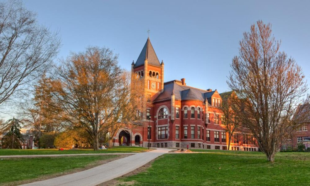 Coronavirus cluster linked to a college frat party, state says