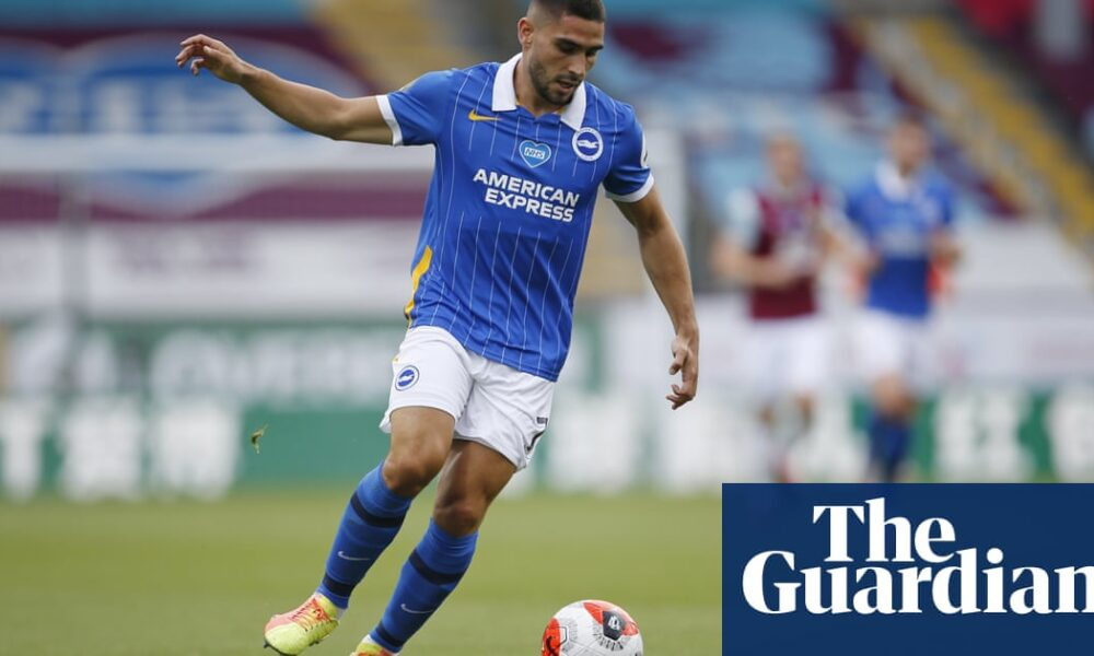 Neal Maupay receives Premier League support in fight over online abuse