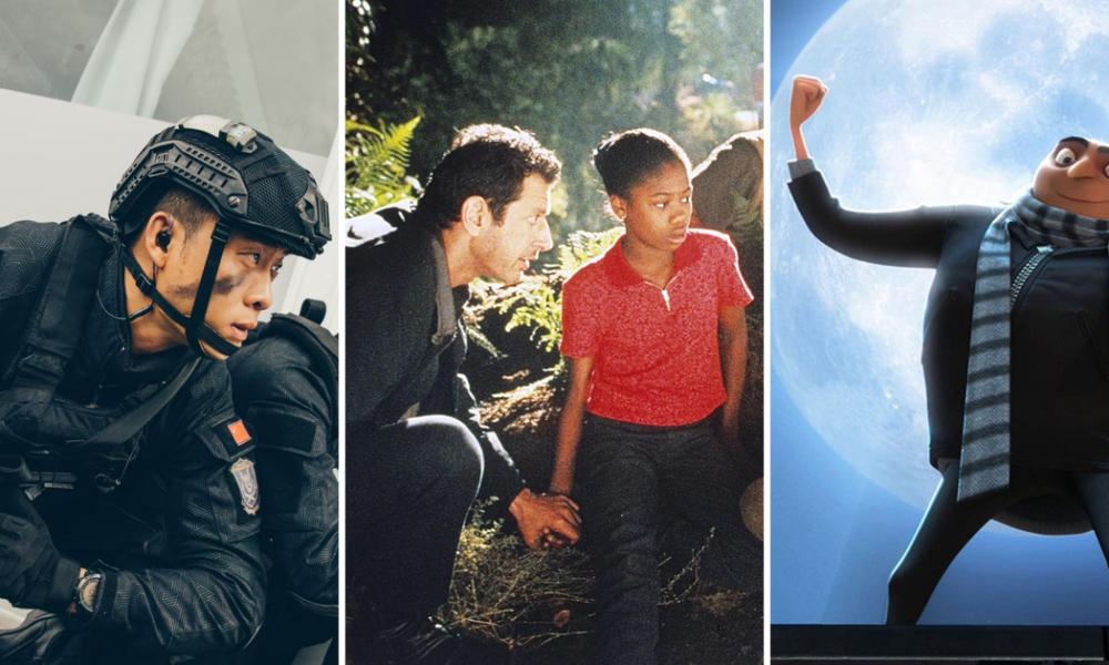 The 10 highest-grossing films on Netflix