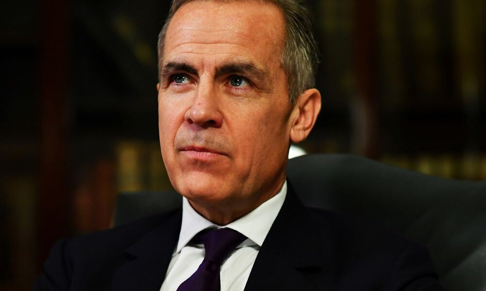 What Mark Carney did next