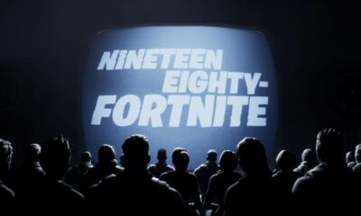 Apple's famous '1984' video parodied by Fortnite game maker – Reuters