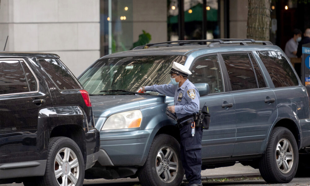 NYPD traffic tickets plummet, but cameras show drivers aren't slowing down