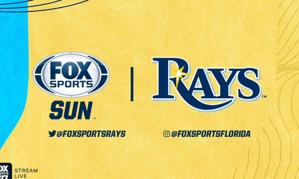 PROGRAMMING ALERT: Tampa Bay Rays vs. Boston Red Sox game on Aug. 13 will air on FOX Sports Florida
