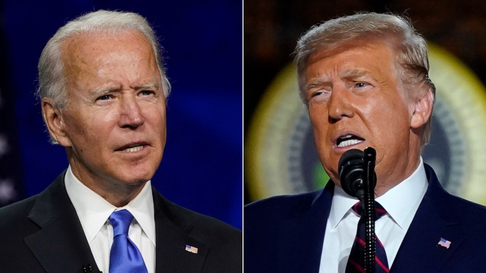 The Note: Kenosha comes to candidates before either Trump or Biden travel there