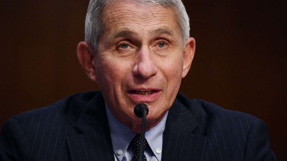 Fauci undergoes surgery for vocal cord polyp