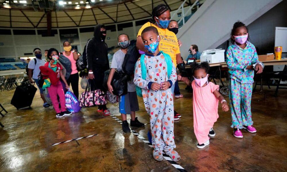 FEMA braces for Hurricane Laura amid coronavirus response
