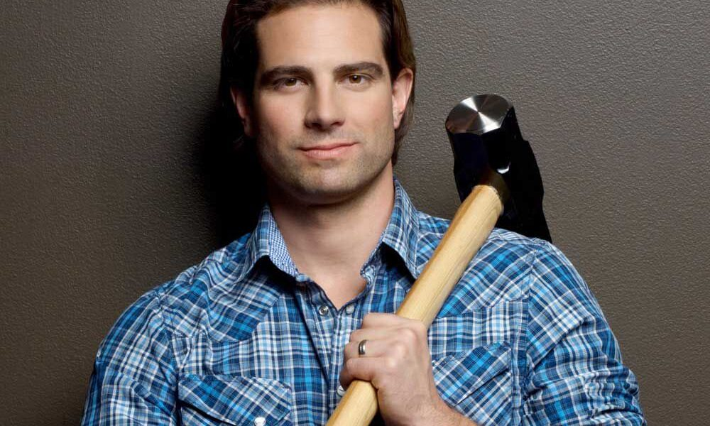 Reno king Scott McGillivray sees tax credit coming down the pipes