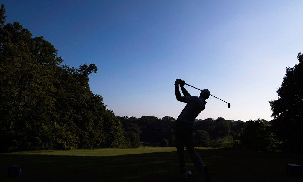 'Fully booked, every day': The golf business was struggling— until the pandemic hit