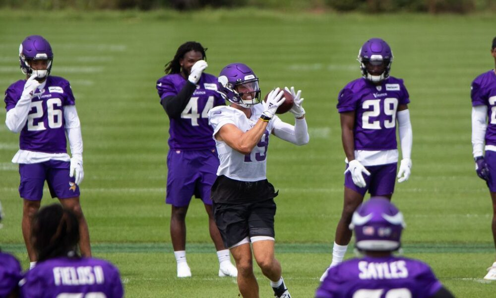 Photos of the Week: Vikings open 2020 training camp
