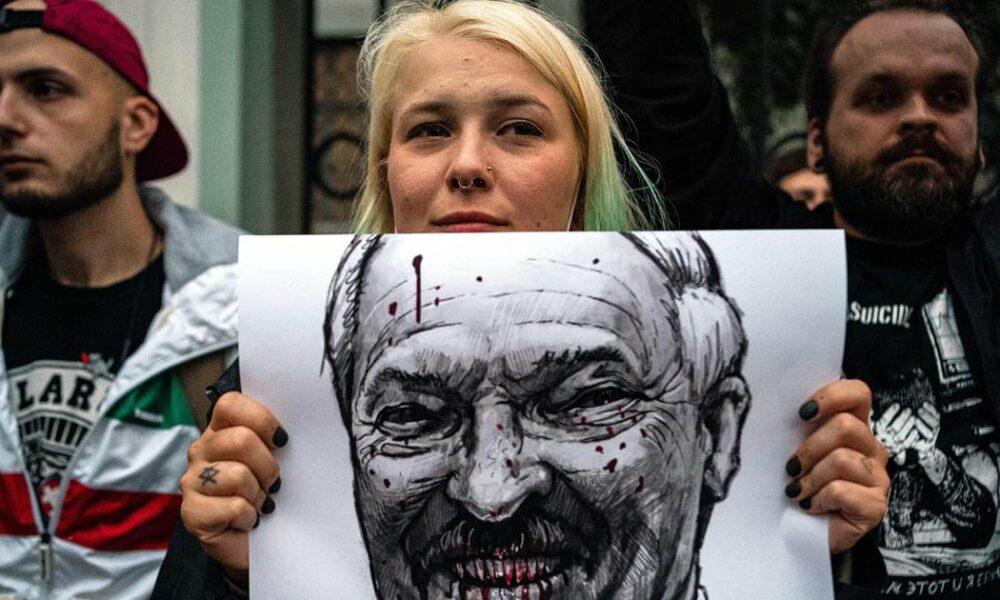 Belarus' dictator is getting desperate. Trump can back democracy — or doom millions.