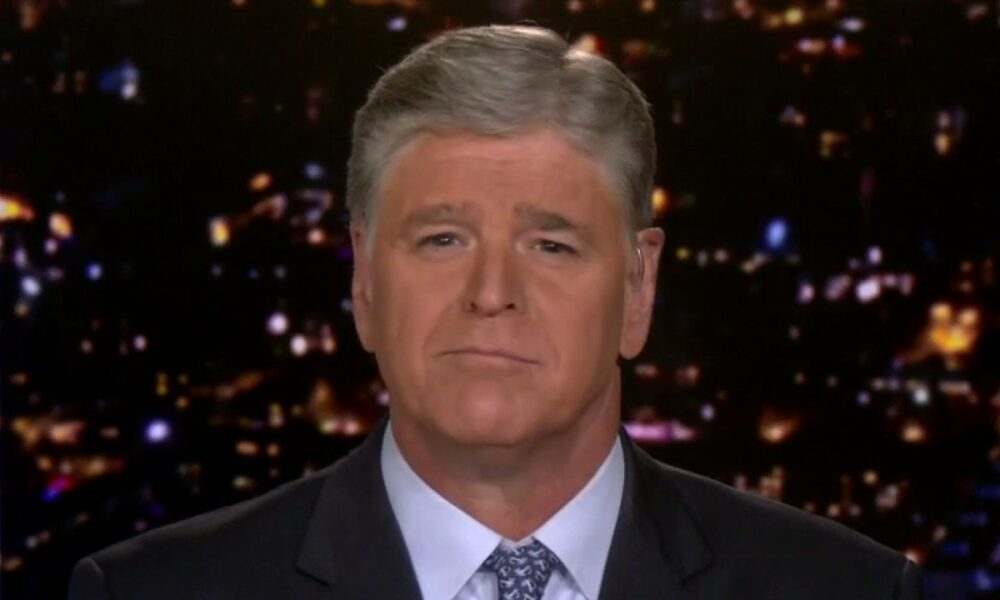 Sean Hannity to interview President Trump on Thursday, August 20