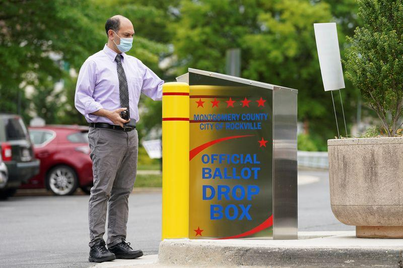 Ballot drop boxes are latest battleground in U.S. election fight – Reuters