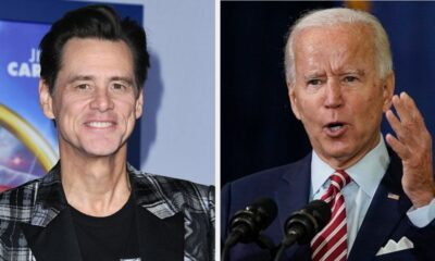 "Jim Carrey Is Going To Play Joe Biden On The New Season Of ""SNL"""