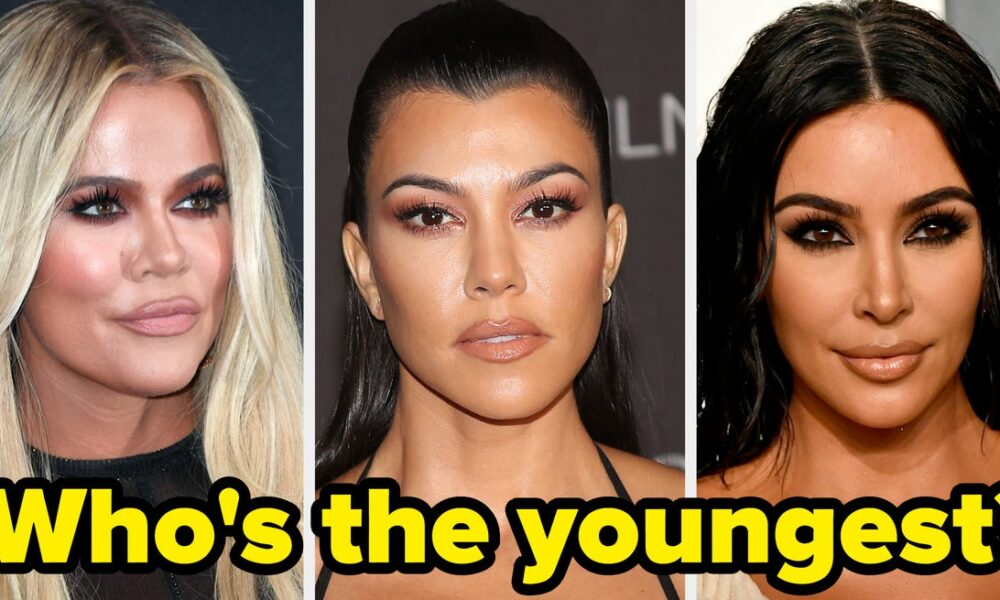 Do You Know Which Of These Celebrity Siblings Is Younger?
