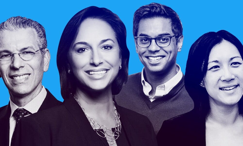 We found the 18 leaders at Google who are deciding the future of the tech giant's healthcare business