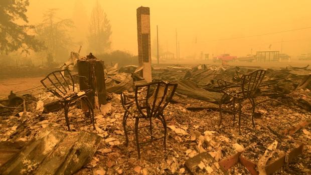 'Evacuate now:' Wildfires grow in Oregon as 500K flee – CP24 Toronto's Breaking News