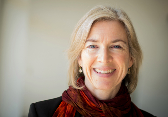 Jennifer Doudna sees CRISPR gene-editing tech as a Swiss Army knife for COVID-19 and beyond