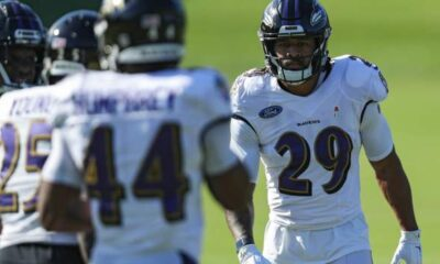 'This is bigger than sports' – Baltimore Ravens promise to drive change