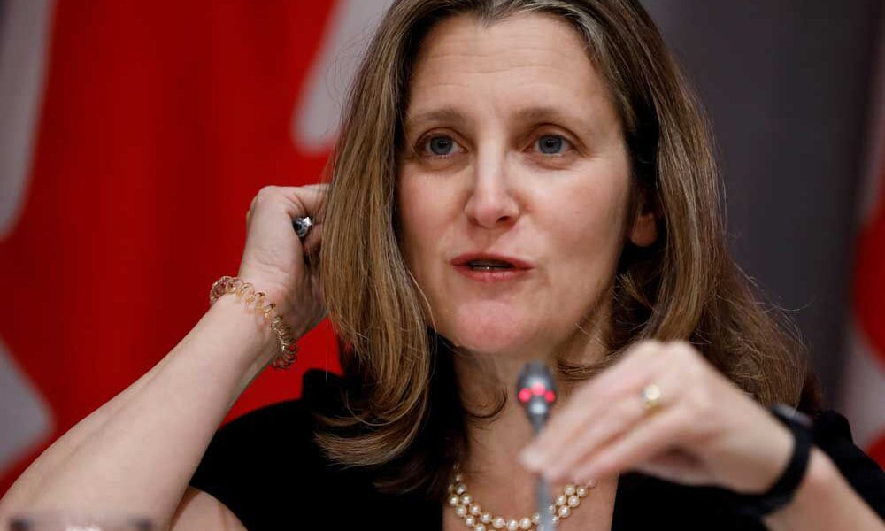 What Chrystia Freeland brings to the table as Canada's finance minister — from a former insider: podcast