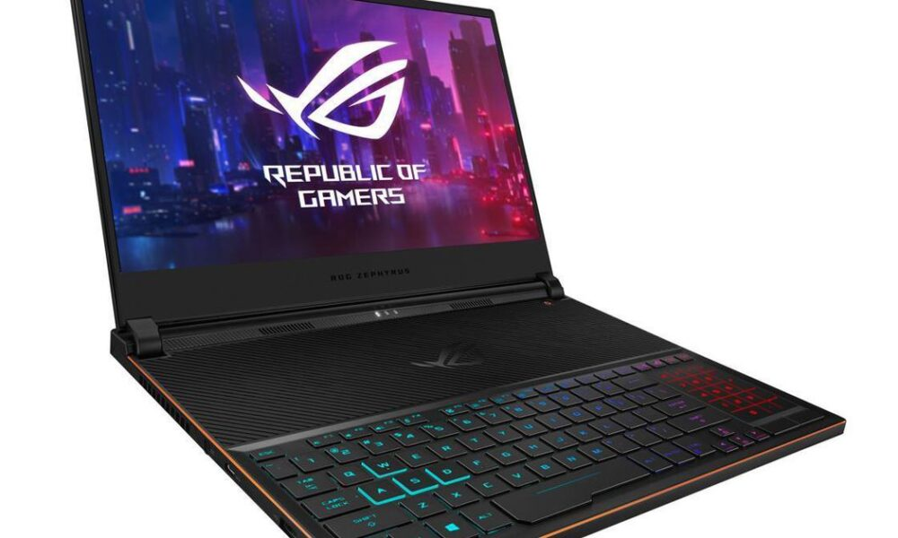 RTX 2080 graphics deals: Asus gaming laptop and MSI desktop on sale at Newegg – CNET
