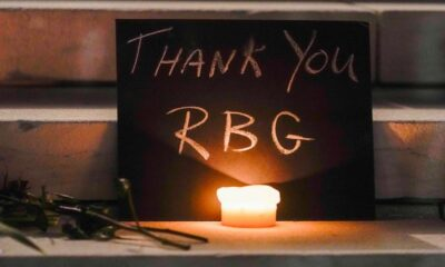 Politicians, celebrities pay tribute to Ruth Bader Ginsburg: 'Will always be a titan'