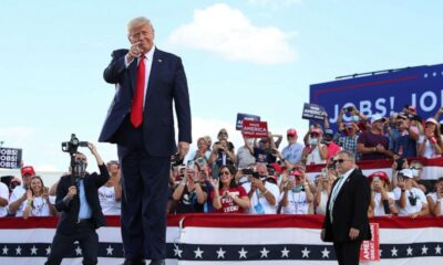 RNC praise of Trump's COVID-19 response at odds with reality: ANALYSIS