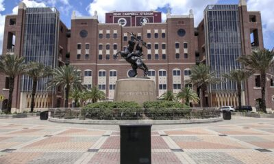 Partying seen at Florida State, University of Kansas as college football resumes