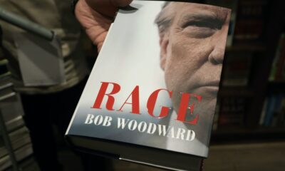 We read 'Rage,' Bob Woodward's new Trump book, so you don't have to
