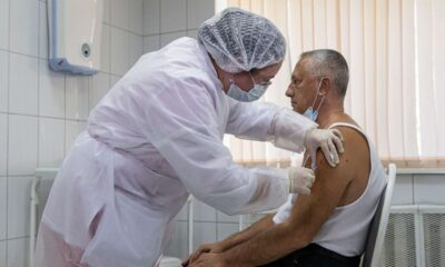 Russia vaccine data questioned by experts worried about global distribution