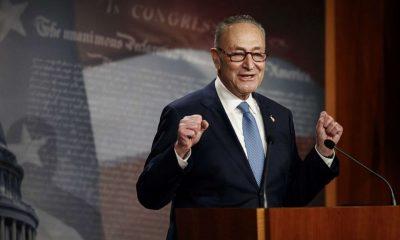Senate Democrats exuberant as regaining control of chamber nears