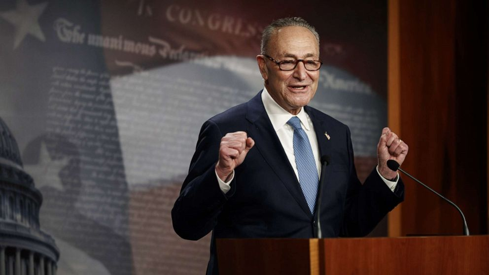 Senate Democrats exuberant as regaining control of chamber nears