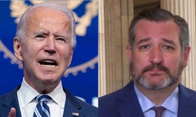 Biden says Cruz, Hawley part of 'big lie' — while senators claim they are being called Nazis – Fox News