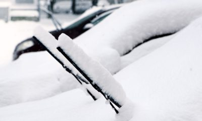 Stop Putting Your Windshield Wipers Up in Winter Weather